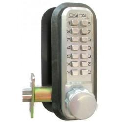 Lockey 2230 Mechanical Keyless Lock Janitor Function