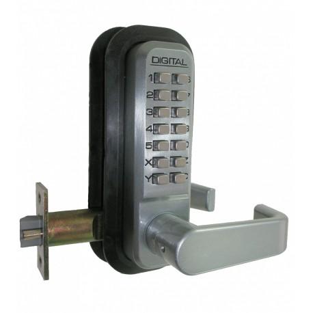 Lockey 2835 / 2835DC Mechanical Keyless Combination Lock w/ Passage Function