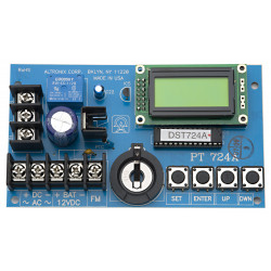 DynaLock 7086 7-Day Programmable Digital Timer, 12 / 24 VAC / VDC