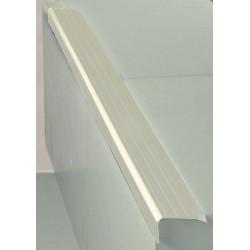American Permalight Plastic Stair Edge, Beige. plus 55 Luminance