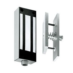 Securitron M62-SASM M62 Magnalock- 12/24VDC, Face Drilled, Gate Conduit w/ SASM Bracket