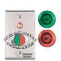 Securitron PB Medium Round Illuminated Push Buttons
