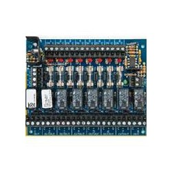 Securitron PDB-8C Power Outputs with Access Control Relayand Fire Trigger / Relay