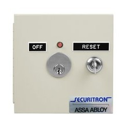 Securitron FAR Fire Alarm ResetPower Transfer