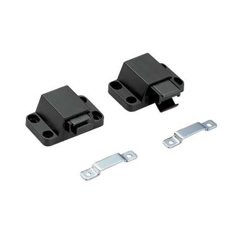 Sugatsune PR-21P / BLK Non-Magnetic Touch Latch