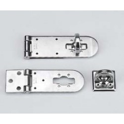 Sugatsune HP-635S/645S/660S Stainless Steel Hasp