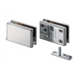 Sugatsune XL-GC04-C Glass Pivot Hinge (Inset)