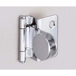 Sugatsune GH-34/8 Half Overlay Glass Door Hinge
