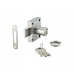 Sugatsune 8810-24 Drawer Cabinet Lock w/Built-in Key Change