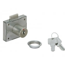 "Sugatsune 2200QL-24 Drawer Cabinet Lock - 24mm (15/16"") Door Thickness"