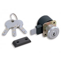 "Sugatsune 1300SK Wood Door Cam Lock (1/2"" Door)"