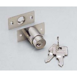 "Sugatsune 2100M Push Lock - 20mm (25/32"") Door Thickness"
