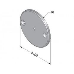 Sugatsune XL-US02-S010 Wall Mounting Plate