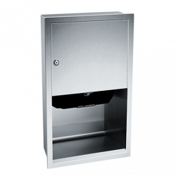 ASI 045210A Automatic Paper Towel Dispenser - Roll - Battery
