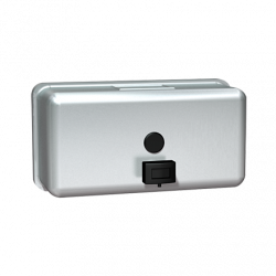ASI 0345 Soap Dispenser (Liquid) Horizontal – Surface Mounted