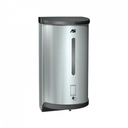 ASI 0362 Soap Dispenser – Automatic – 30 Oz. Satin Stainless Steel – Surface Mounted
