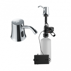 ASI 20333 Roval™ Automatic Soap Dispenser – Vanity Mounted