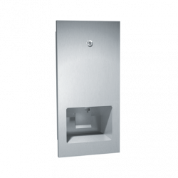 ASI 5002 Disposa-Valve Soap Dispenser – Recessed
