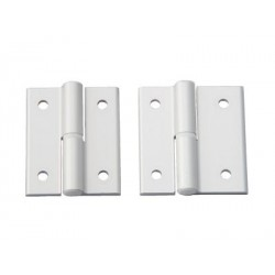 Sugatsune AS-HG-AL-NL Aluminum Lift-Off Hinges