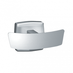 ASI 7345 Robe Hook (Double) – Surface Mounted