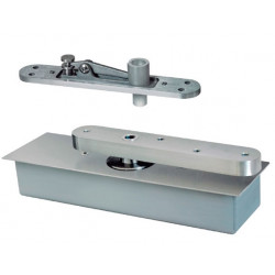 Jako JK05 Flush Hinge Double Action Floor Spring 3D Adjustable Hydraulic Stainless Steel