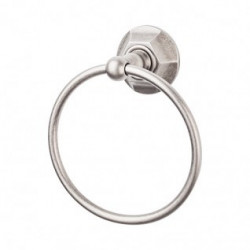 Top Knobs Edwardian Bath Hex Towel Ring