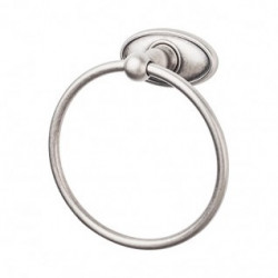 Top Knobs Edwardian Bath Oval Towel Ring