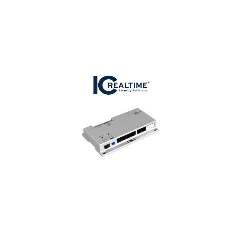 Ic Realtime Ih S1030 Ic Realtime Poe Switch For Intercom