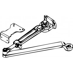 Cal-Royal 301/302 Hold Open Arm and Parallel Bracket