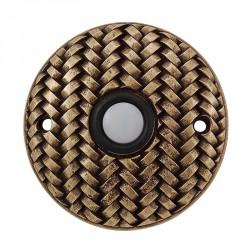 Vicenza D4010 Cestino Country Round Doorbells