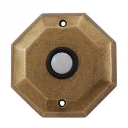 Vicenza D4011 Archimedes Contemporary Octagon Doorbells