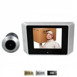 Cal-Royal ELDVBEL150 Electronic Digital Door Viewer