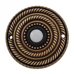 Vicenza D4014 Sanzio Colonial Round Doorbells