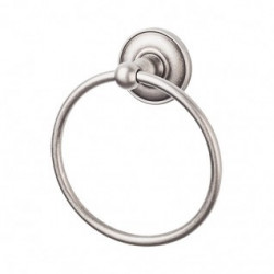Top Knobs Edwardian Bath Smooth Towel Ring