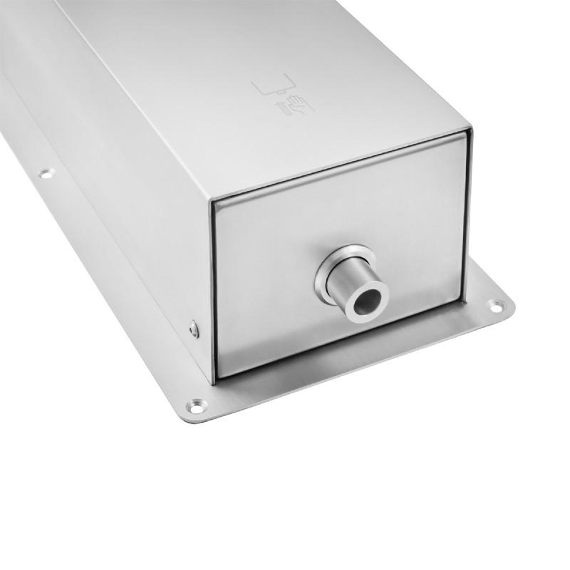 Kingsway Anti Ligature Kg08 Manual Liquid Soap Dispenser