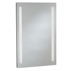 Bobrick LED Backlit Mirror - Sidelit