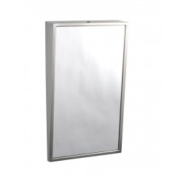 Bobrick 293 Fixed-Position Tilt Mirror