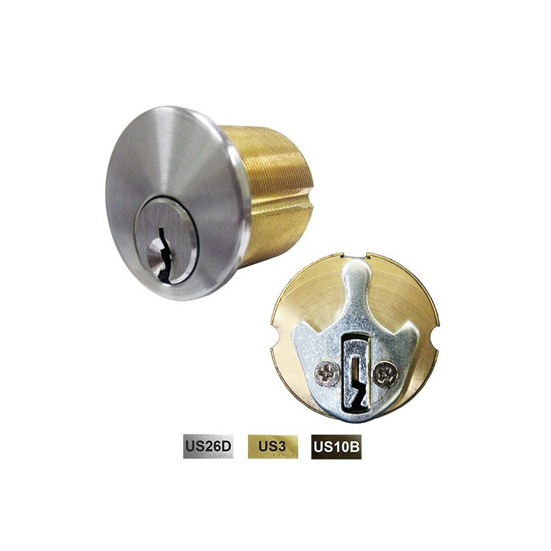 Cal Royal Cmortcyl114 1 1 4 Quot 6 Pin Schlage Mortise