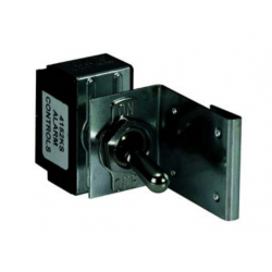 Alarm Controls 4152KS Killswitch for Control Panel, 10A DPST Toggle Switch, Wire Leads, Cabinet Mounting Bracket