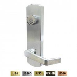 Cal-Royal ESC9800 Escutcheon Trims Key Locks Leverset
