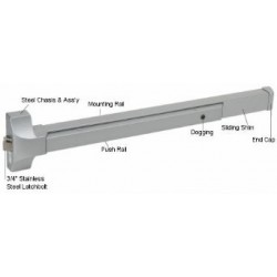 Cal-Royal 5000DOG Dogging Key and Allen Wrench