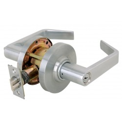 Cal-Royal EXPLORER CXP, CXPRL Heavy Duty Cylindrical Leverset Clutch Mechanism optional Thru Bolt Installation