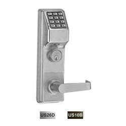 Cal-Royal CR4000 Trilogy Heavy Duty Keyless Lock Exit Device Trims for 9800 Series