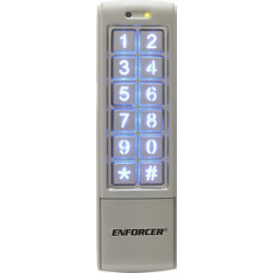 SECO-LARM SK-2323 Mullion-Style Outdoor Keypad