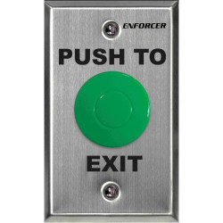 SECO-LARM SD-7201GC-PEQ Request-to-Exit Plate