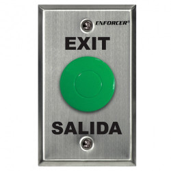 SECO-LARM SD-7201GAPT1Q Request-to-Exit Plate