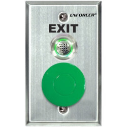 SECO-LARM SD-7217-GSBQ Request-to-Exit Plate