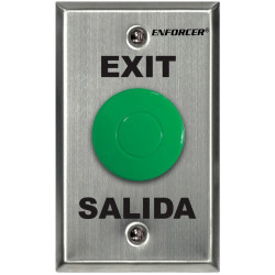 SECO-LARM SD-7213 Request-to-Exit Plate