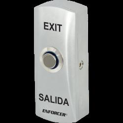 SECO-LARM PB-5348-SQ Miniature Push Buttons/RTE Plate