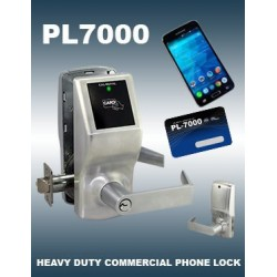 Cal-Royal PL7000 Heavy Duty Grade 1 Commercial Phone Lock